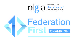 Fed First Logo (NGA Champion) AW
